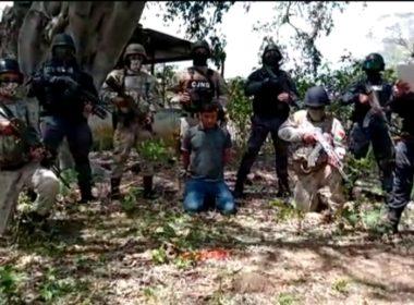 Sicario del Abuelo Farías acusa relación con Policía Michoacán y Guardia Nacional