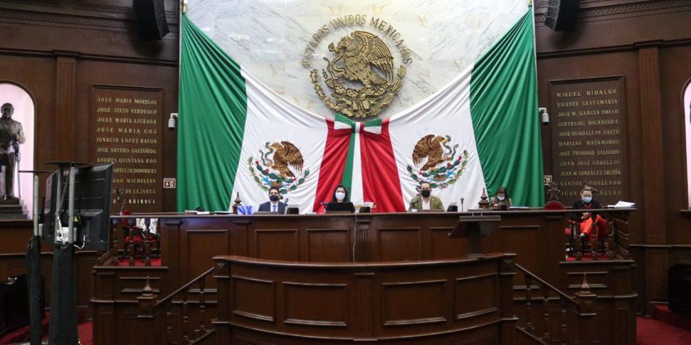 Ley de Planeación de Michoacán