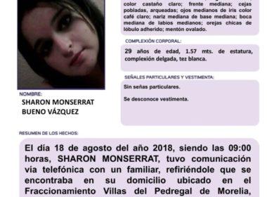Sharon Monserrat