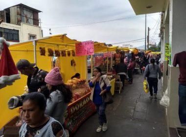 Comerciantes de la avenida Lázaro Cárdenas podrían ser retirados definitivamente