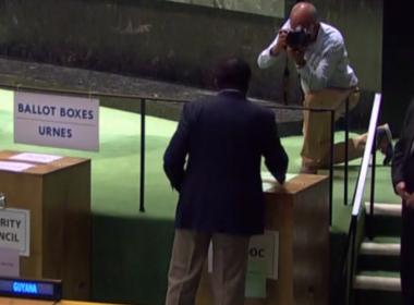 Ingresa México al Consejo de Seguridad de la ONU
