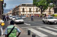 Movilidad en Morelia, continúa tan sólo con un 15% abajo