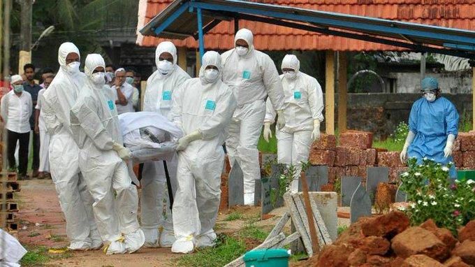 Surge en India nuevo virus letal; ataca el cerebro y no tiene cura