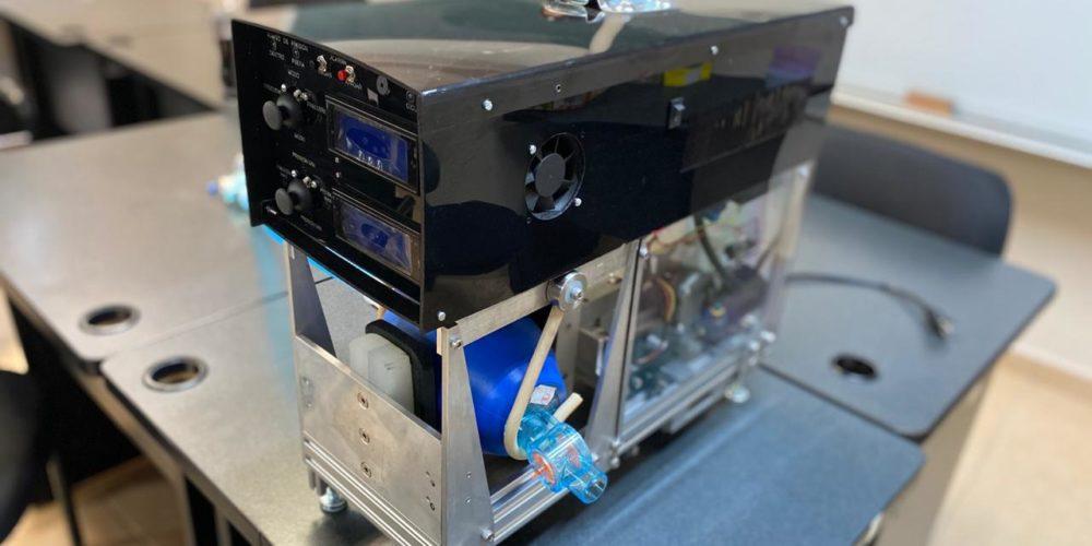 Entregará UMSNH respirador artificial al IMSS