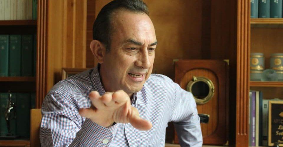 candidato a gobernador: Toño Soto
