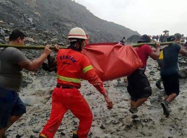 Deslave en mina deja más de 100 muertos