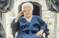 Fallece la actriz Olivia de Havilland ícono de Hollywood clásico