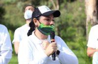 Un mundo mejor para las nuevas generaciones a través del cuidado de los bosques: Adriana Hernández