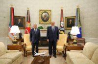 Destacan EU y México cooperación bilateral