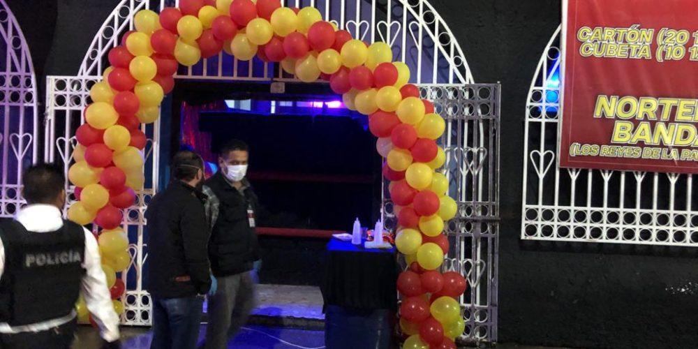14 bares y 9 centros nocturnos revisados durante el fin de semana