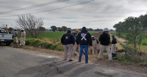 Vuelve a registrarse fuga clandestina en Tlahuelilpan