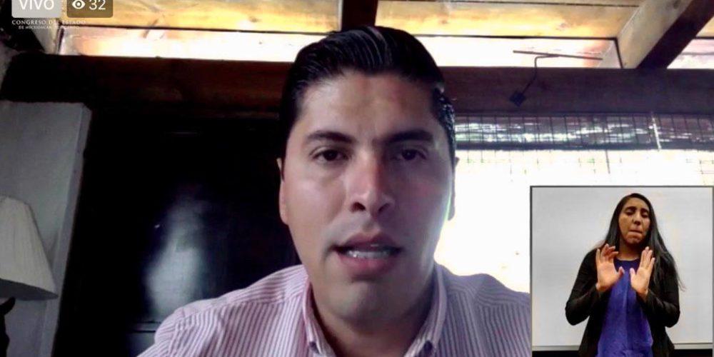 Por cálculos electorales, diputados no deben distraerse de labor legislativa: Javi Paredes