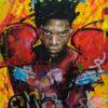 Te presento a: Jean Michael Basquiat