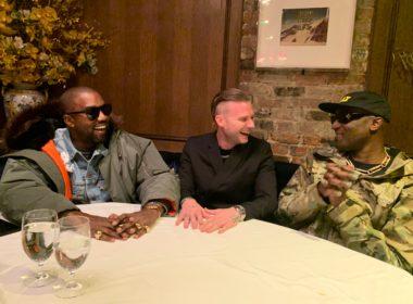 Anuncia Kanye West candidatura a presidente de EU