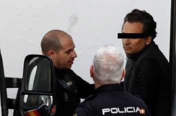 Autoridades de España aceptan extradición de Emilio Lozoya