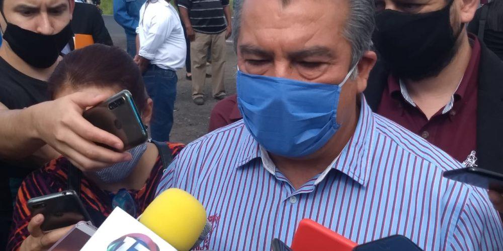 Reunión con actores políticos de Morena solamente fue para trabajar unidad: Morón