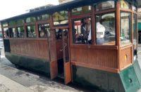 Con aforo del 30%, tranvías reaperturan recorridos en Morelia