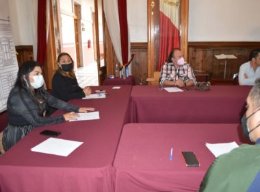 Michoacán con trabajadores de la salud