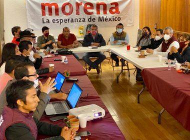 Solo 4 aspirantes de Morena