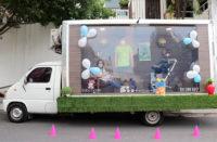 Mexicanos crean cabina móvil anti Covid-19 para presentar a recién nacidos