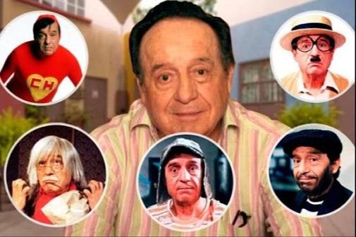 """Retiran programas de """"Chespirito"""" en todo el mundo"""