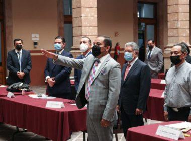 Legislativo local garantiza gobernanza en el Estado