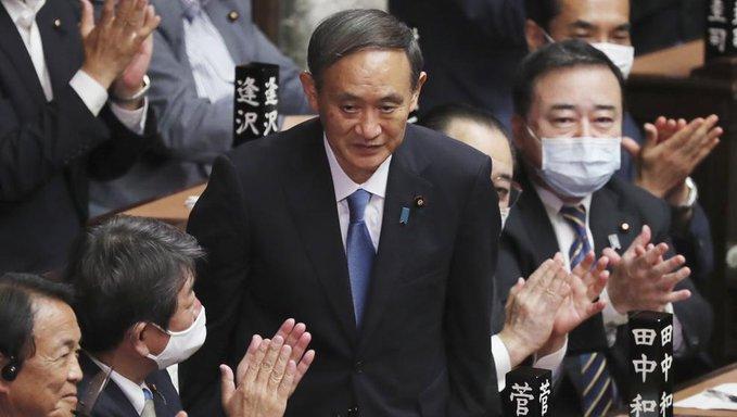 Japón ya tiene nuevo primer ministro