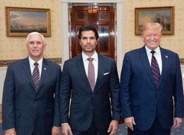 Designan a actor mexicano como asesor de la Casa Blanca