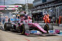 Se queda Checo Pérez cerca del podio en Gran Premio de Rusia