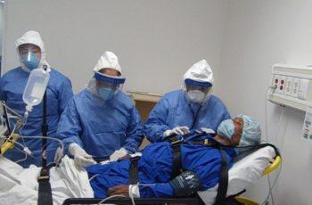Aumenta en Michoacán ocupación hospitalaria por Covid; suman 18 mil 912 casos