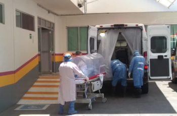 Son mil 589 muertos por coronavirus en Michoacán; Supera los 20 mil contagios