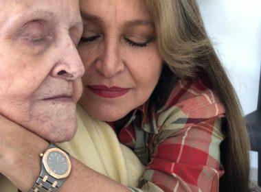 Tras fallecimiento de su madre, Daniela Romo le manda mensaje