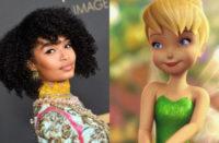 Disney divide opiniones al elegir a una campanita de color