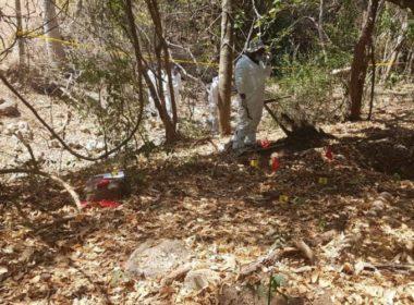 Hallan en Irapuato ocho fosas clandestinas