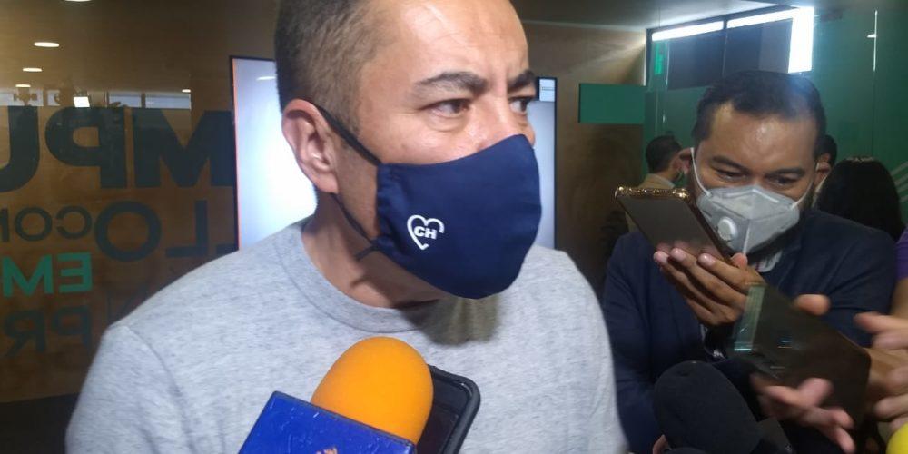 Gobierno estatal busca no regresar a tiempos violentos: Herrera Tello
