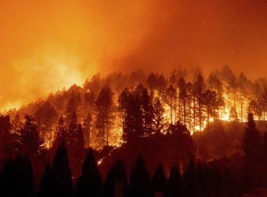 Evacuan a miles de personas en California por incendios