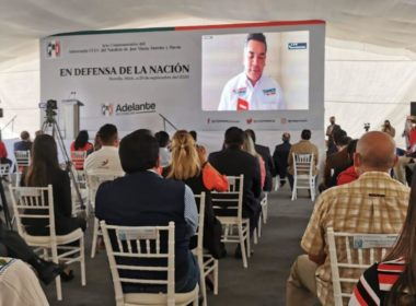 """Morena es un """"ave de paso"""": PRI"""
