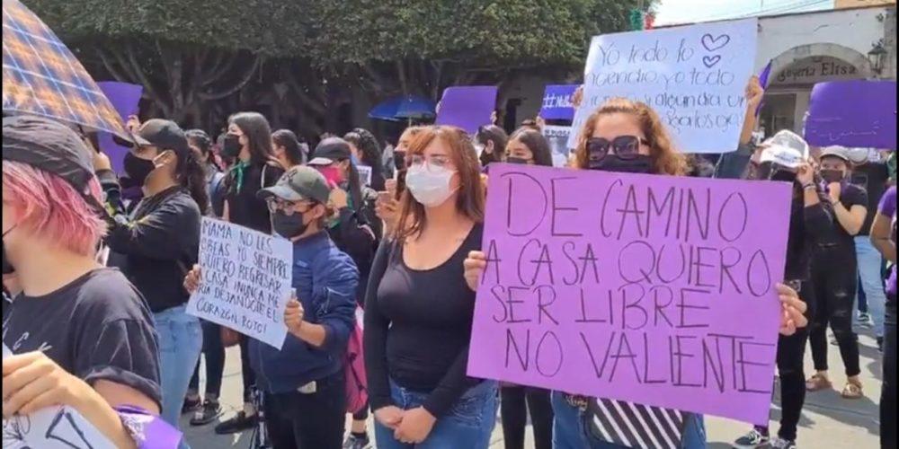 Paracho, Huetamo y Zinapécuaro se unen a exigencia de justicia por Jessica