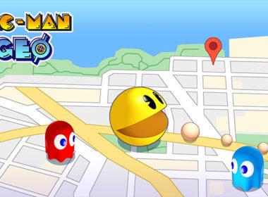 Llega Pac-Man a la realidad aumentada