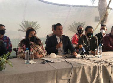 Me gustaría ser gobernador de Michoacán: Torres Piña