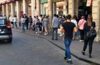 Centro de Morelia abarrotado pese a epicentro de contagios
