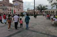 Centro de Morelia epicentro de contagios