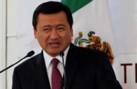 Fue honesto, defiende Osorio Chong a Cienfuegos