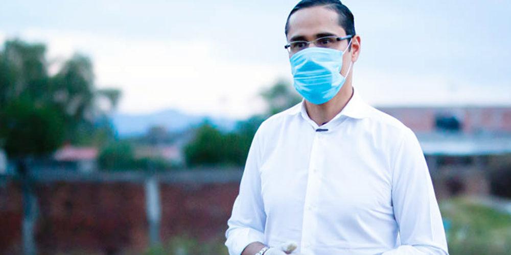 Lamenta Miguel Ángel Villegas que ayuntamientos jueguen con los ciudadanos