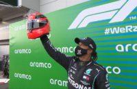 Lewis Hamilton logra igualar récord de Michael Schumacher