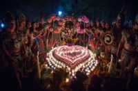 Noche de Muertos en Tzintzuntzan con restricciones