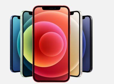 Apple lanza el iPhone 12