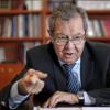 Rechaza Muñoz Ledo triunfo de Mario Delgado como dirigente de Morena
