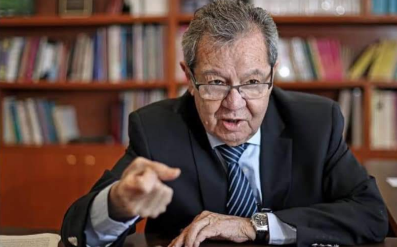 Rechaza Muñoz Ledo triunfo de Mario Delgado