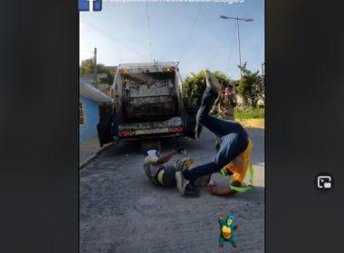 Recolectores de basura entrarán a la lucha libre
